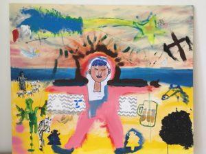 """""""plážový beltém"""" - společná práce dětí a dospělých"""